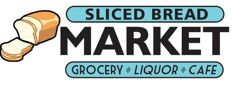 A theme logo of Sliced Bread Market